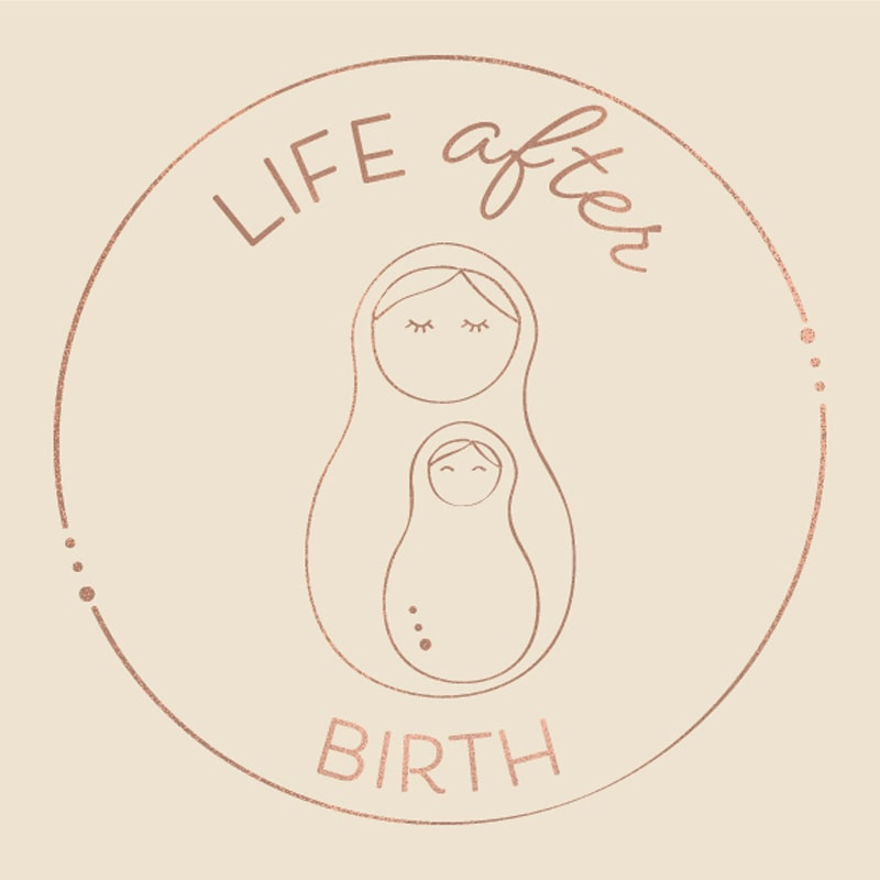 Lumina Design House Project : Life after Birth - Branding