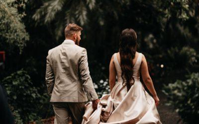 Brand & Website Design: Hideaway Weddings
