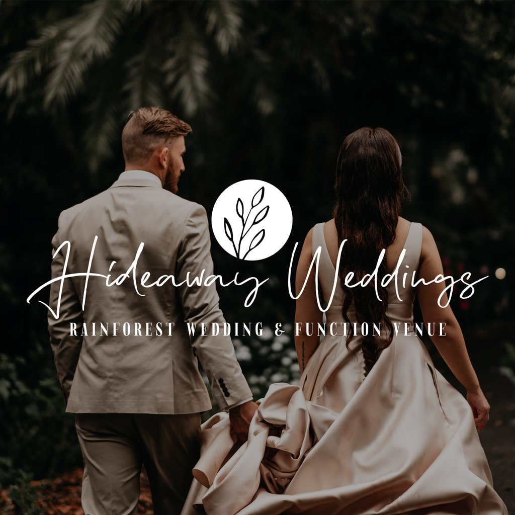 Lumina Design House Project : Hideaway Weddings - Portfolio Featured Image