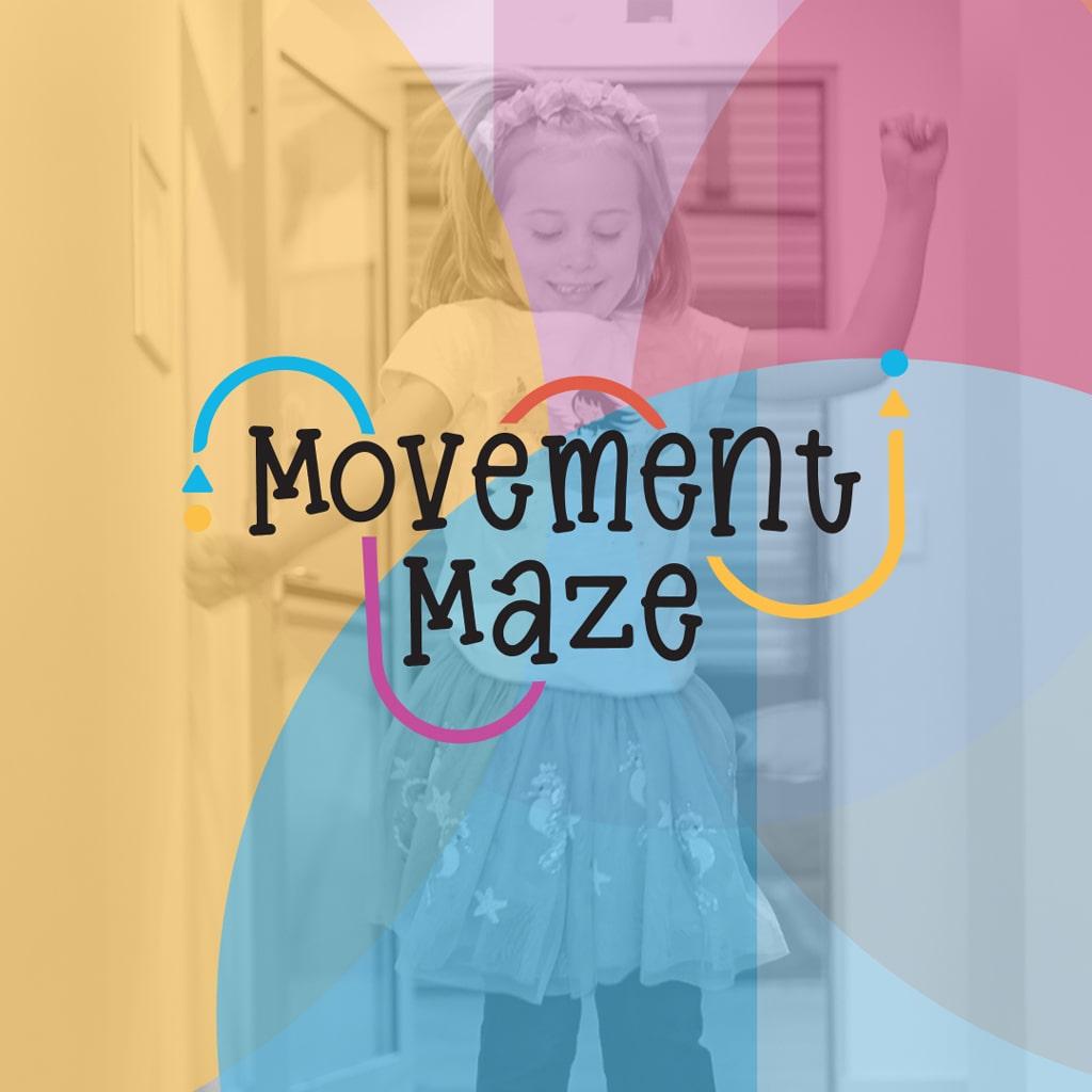 Lumina Design House Project : Movement Maze - Portfolio Featured Image