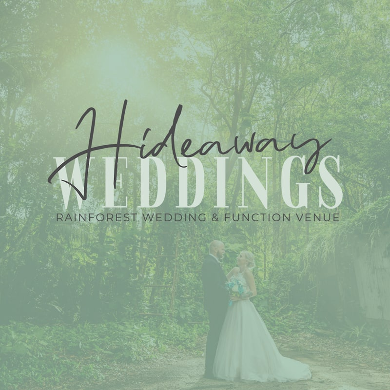 Lumina Design House Project : Hideaway Weddings - Branding
