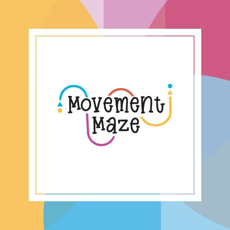 Lumina Design House Project : Movement Maze - Logo Design