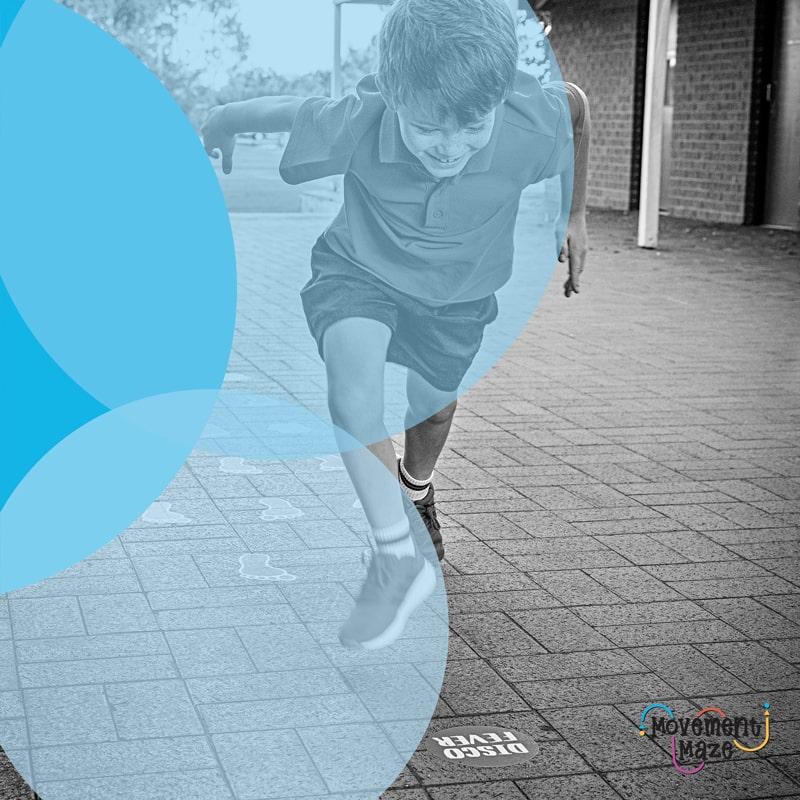 Lumina Design House Project : Movement Maze - Social Media Graphics