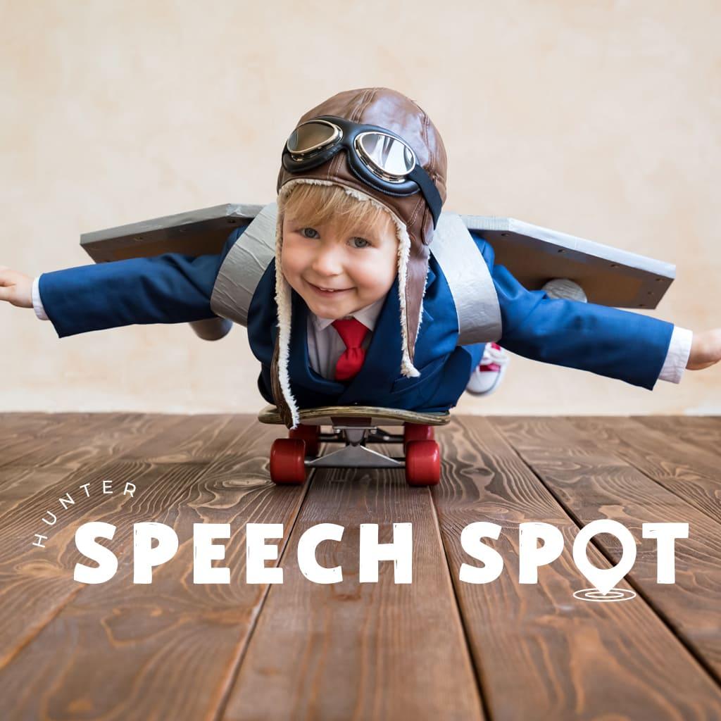 Lumina Design House Project : Hunter Speech Spot - Portfolio Featured Image