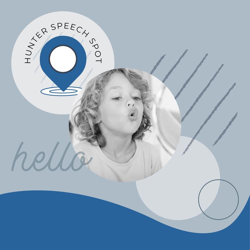 Lumina Design House Project : Hunter Speech Spot - Brand Elements