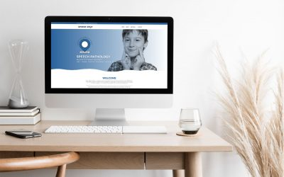 Brand & Website Design: Hunter Speech Spot