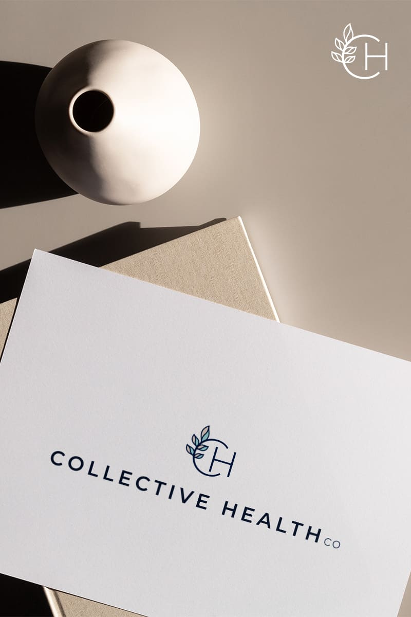 Lumina Design House Project : Collective Health Co - Brand Creation