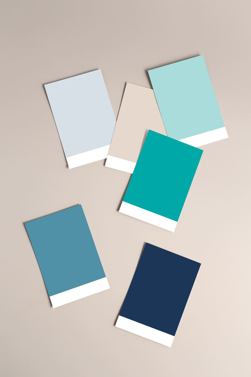 Lumina Design House Project : Collective Health Co - Brand Colour Palette