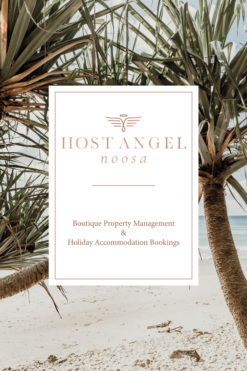 Lumina Design House Project : Host Angel Noosa - Rebrand
