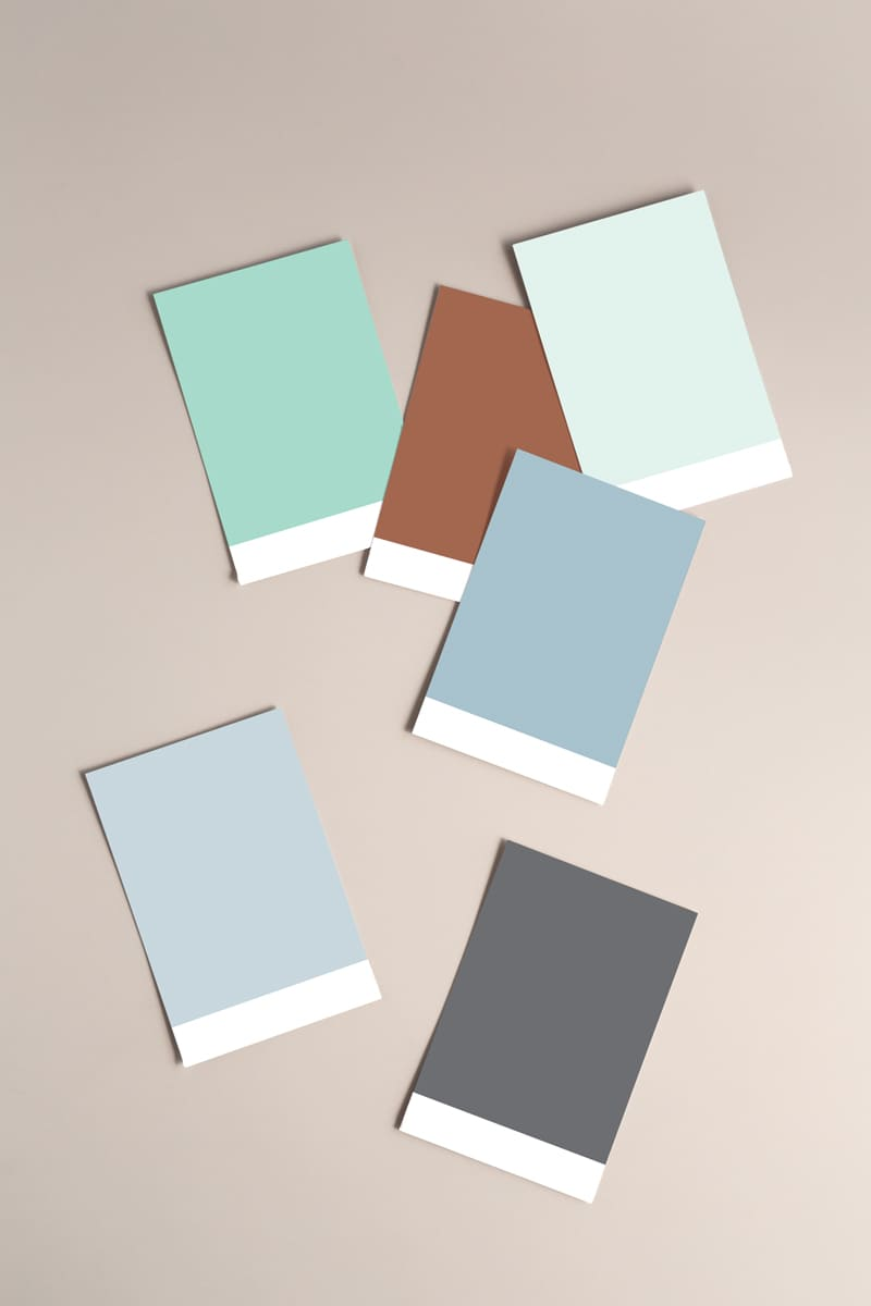 Lumina Design House Project : Host Angel Noosa - Brand Colour Palette