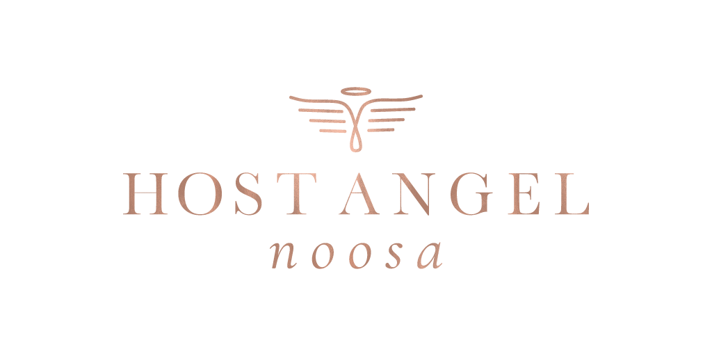Lumina Design House Project : Host Angel Noosa - Alternative Logo