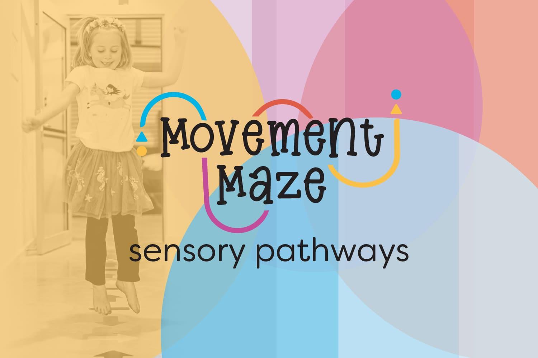 Lumina Project : Movement Maze- Portfolio Featured Image