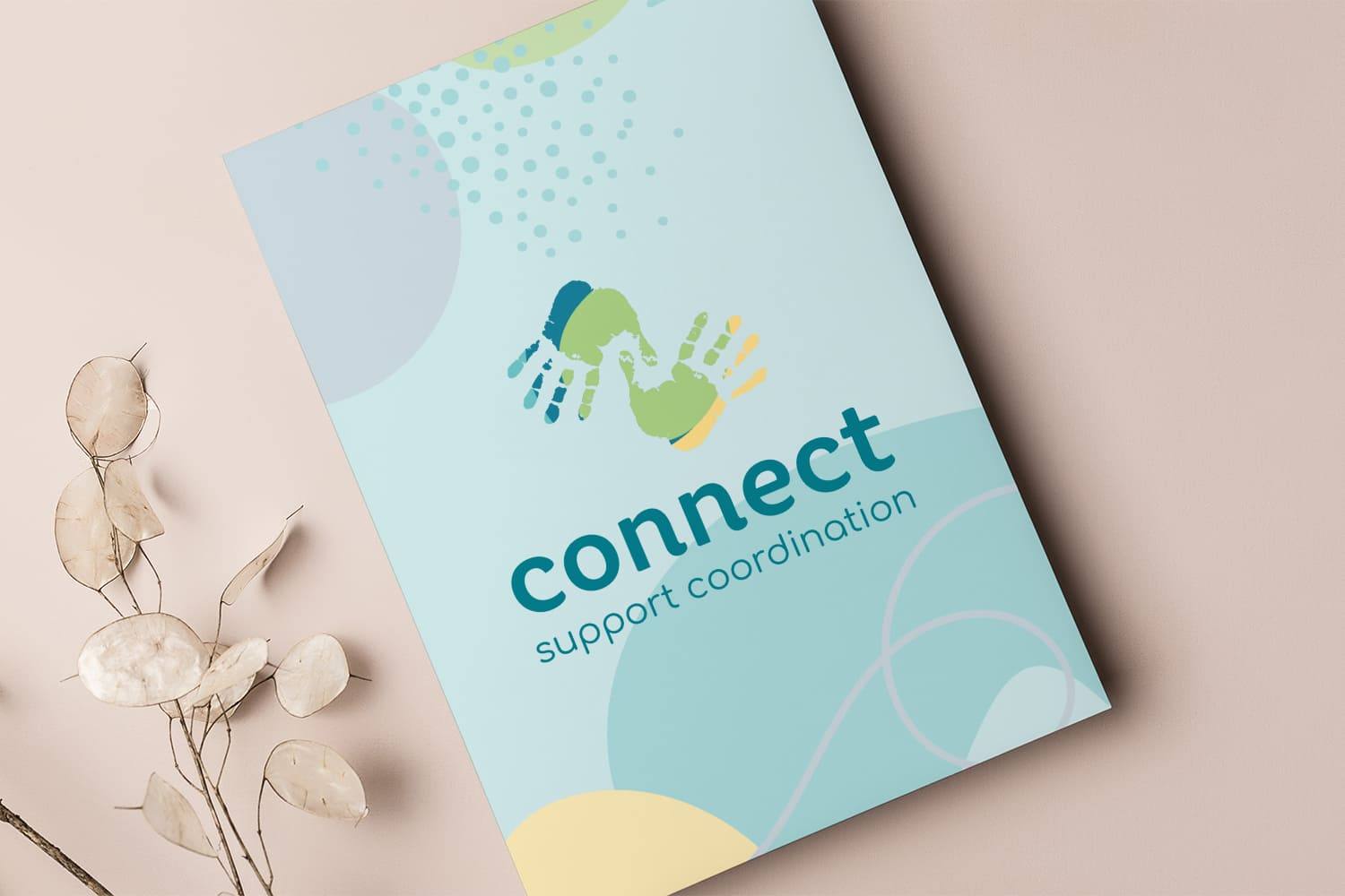Lumina Project Connect SCS Brand Design