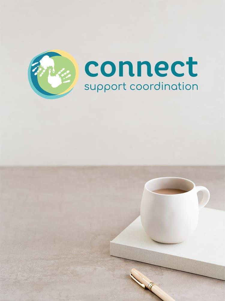 Lumina Project Connect SCS Logo Design