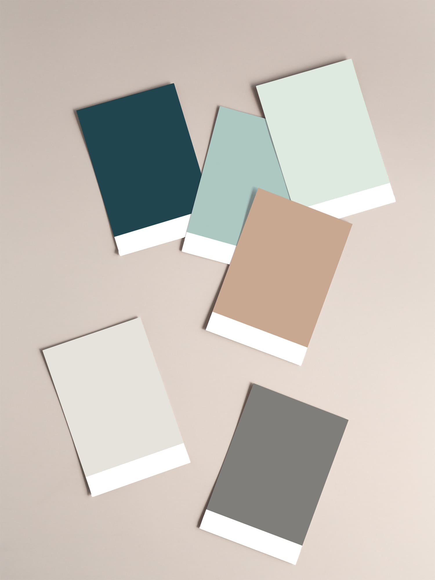 Lumina Project Noosa Mind & Body Brand Colour Palette