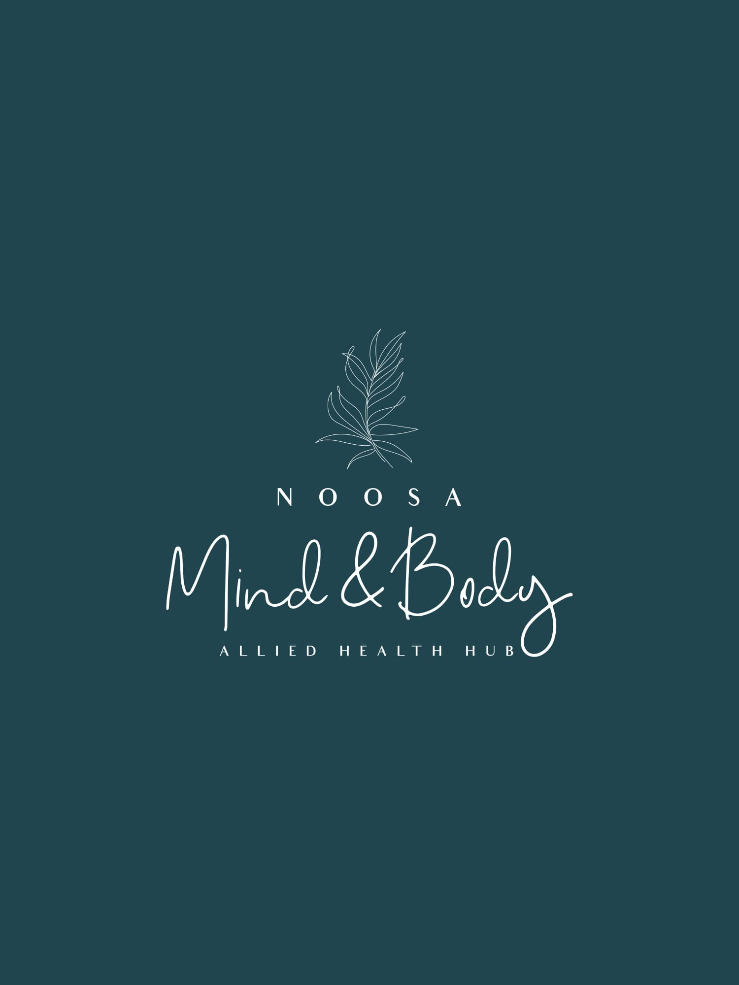 Lumina Project Noosa Mind & Body Brand Design