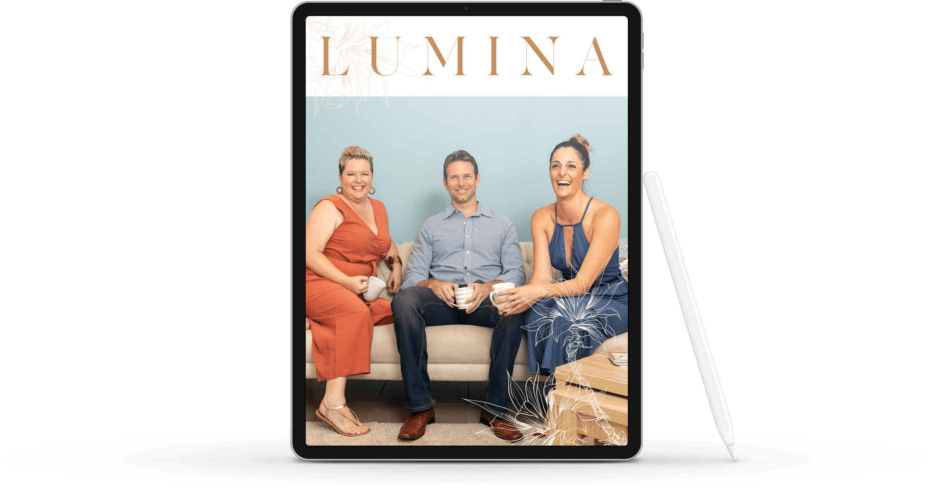Lumina Website Be Empowered With Confidence To Shine